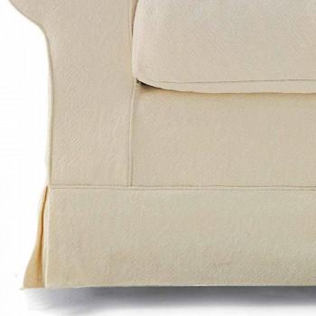 3 -sits soffa täckt i hög kvalitet tillverkad i Italien Tyg - Andromeda