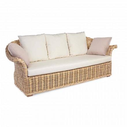 Inomhus eller inomhus etnisk stil soffa 2 eller 3 säten Homemotion - Fermin