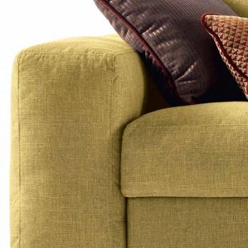 3-sitsduks soffa Grilli George tillverkad i Italien