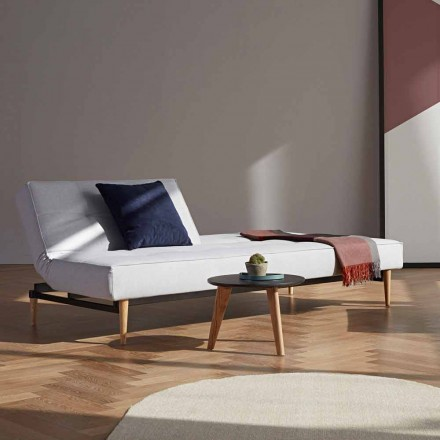 Bäddsoffa i modern design Splitback av Innovation i tyg