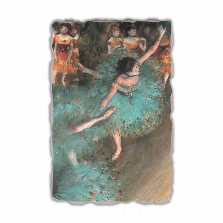 Edgar Degas Den gröna dansare, 1877-1879