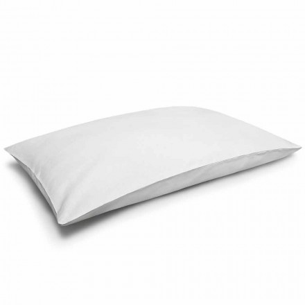 Cream White Pure Linne Pillowcasde Made in Italy - Blessy