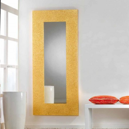Stor spegel golv / vägg modern design Skruvar, 78x178 cm