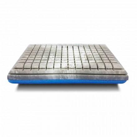 Kudde i Memory Xform och Memory AirSense 12 cm hög Made in Italy - Pullover