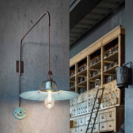 Suspension lampa med riktad arm Sally lantlig stil