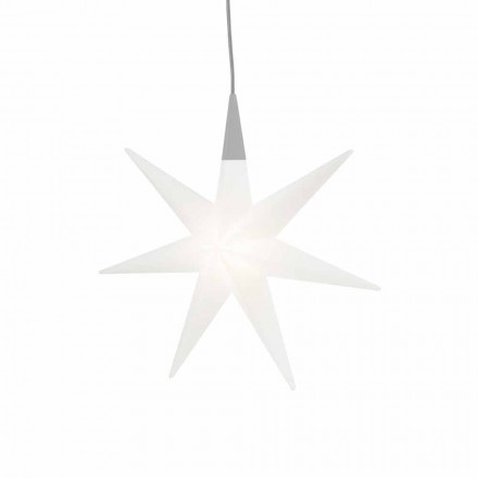 Upphängningslampa inomhus Led Modern Design, Star - Pandistar