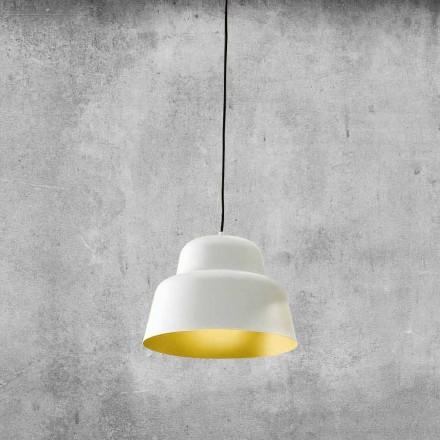 Designupphängningslampa i aluminium - Cappadocia Aldo Bernardi