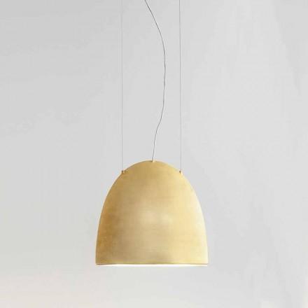 Suspension Lamp of Modern Design in Keramics - Sfogio Aldo Bernardi