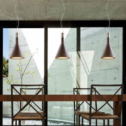 Lampa cementsuspension Tratt Aldo Bernardi