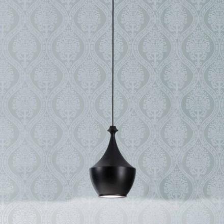 Lampa keramisk suspension Den Lustri 3 Aldo Bernardi