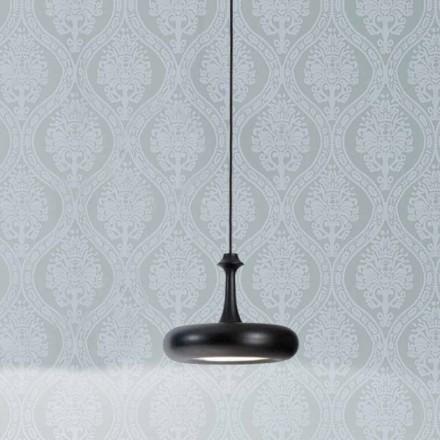 Upphängnings lampa keramisk glasyr 4 av Aldo Bernardi