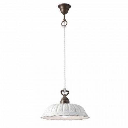 Lampa keramisk suspension Ø32 Anita Il Fanale