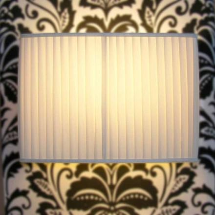 Modern design vägglampa med 2 lampor Bambu