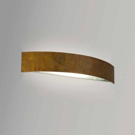 Lampa i modern design Brass 47xH8x tjock vägg. 8 cm Blandine