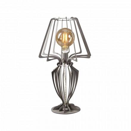 Modern design järnbordslampa tillverkad i Italien - Giunone