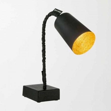 Bordslampa In-es.artdesign Färg T2 svarta tavlan