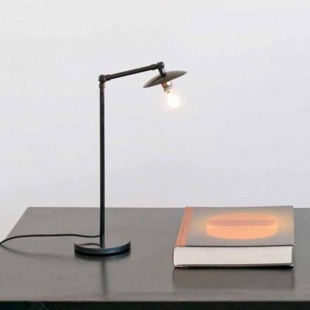 Järnbordslampa med justerbart ljus Made in Italy - Amino