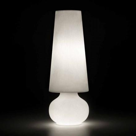 Utomhus golvlampa med polyetenkonstruktion Tillverkad i Italien - Desmond