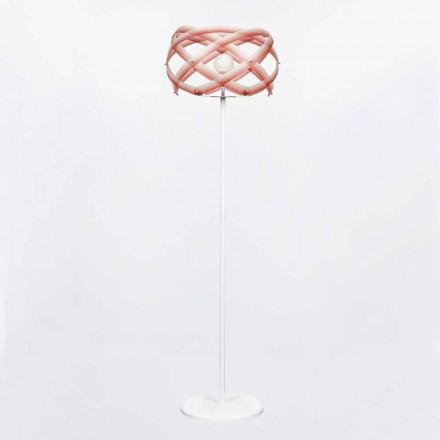Design metakrylat golvlampa med skärm Vanna H187 cm anständighet