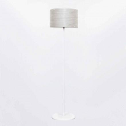Golvlampa modern italiensk design Debby, 45 cm diameter