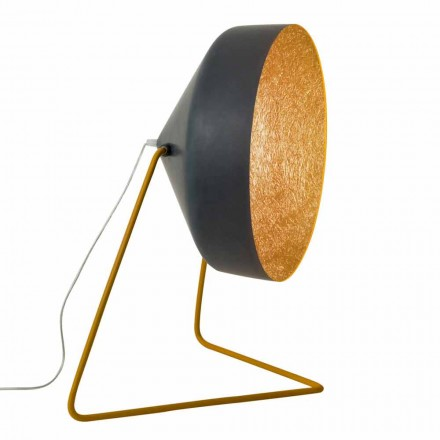 Designer golvlampa In-es.artdesign Cyrcus F Resin blackboard