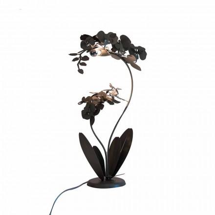 Modern design järngolvlampa tillverkad i Italien - Amorpha