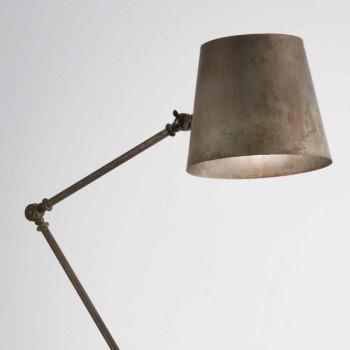 Lampa justerbar industriell stil jord Reporter Il Fanale
