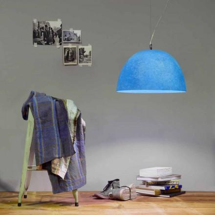 Suspension design lampa In-es.artdesign H2o Färgad nebulit