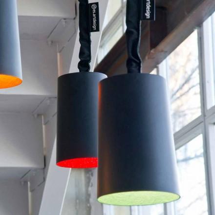 Hänge designlampa In-es.artdesign Paint Resin blackboard