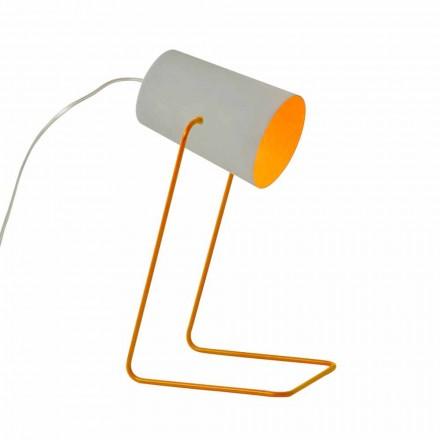Bordslampa In-es.artdesign Färg T betong effekt