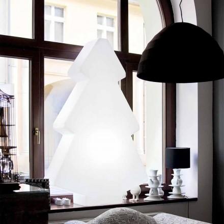 Inredningslampa för bord / golv Slide Lightree julgran gjord i Italien