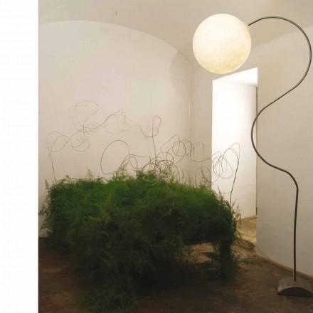Moderna nebulit golvlampa in-es.artdesign Luna H210cm