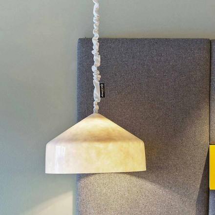 Suspenderad designlampa In-es.artdesign Cyrcus Nebula i nebulit