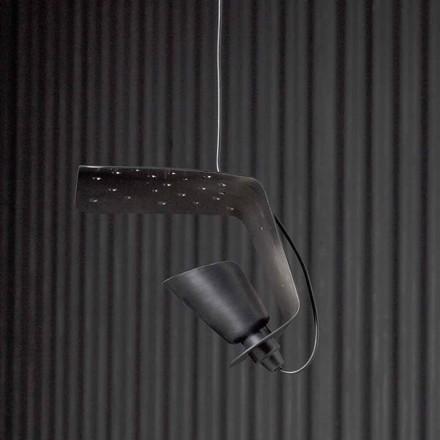 Design hänge lampa av metall och aluminium Traktor - Toscot