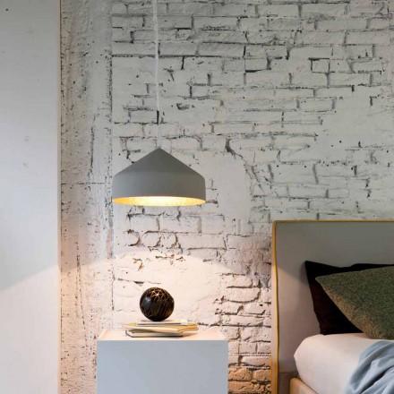 Samtida avstängd lampa In-es.artdesign Cyrcus Målad cement
