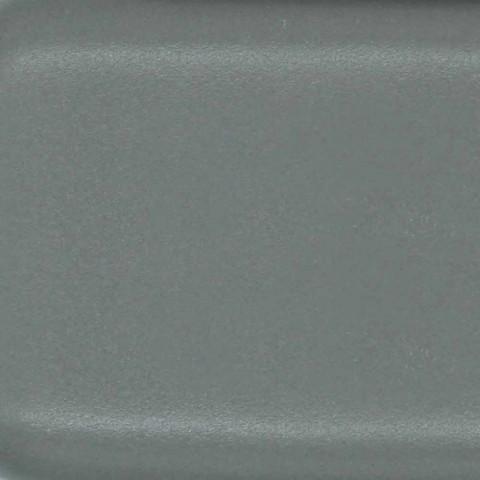 Hög modern bänkskål i tillverkad i Italien Ceramic Oliena