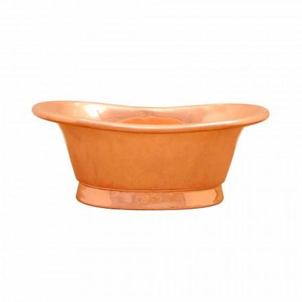 Sink utformning support koppar handgjorda Calla