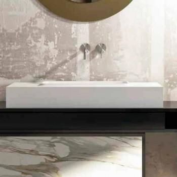 Voghera centralt designtvätt och modernt design badrumstopp