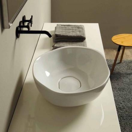Design keramiska bänkskivan gjord i Italien Stam