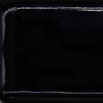 Lutande eller handfat i färgad keramik eller vit Leivi