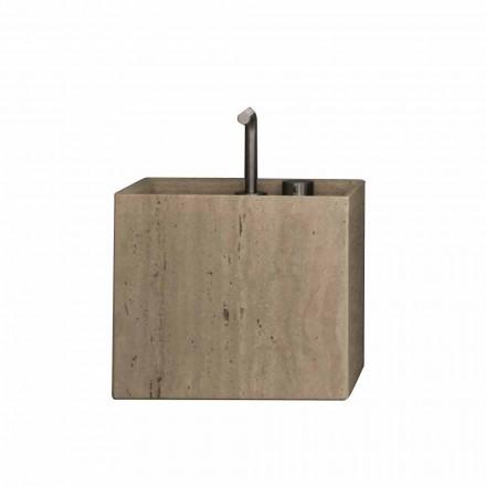 Modernt tvättställ för bänkskivor i modern kvadratisk design - Farartlav2