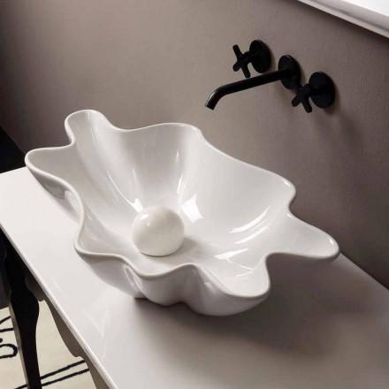 Modernt design keramiskt diskbänken tvättas i Italien Rayan