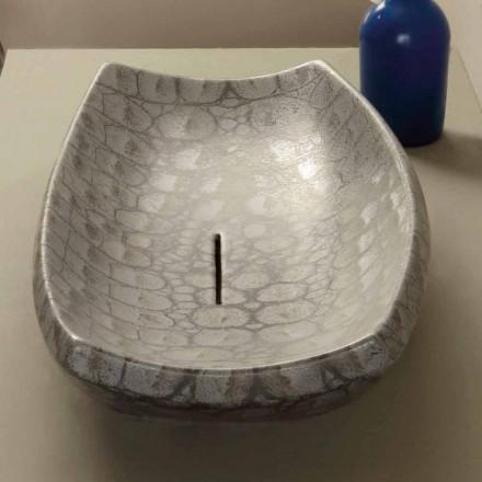 Laura design keramiskt handfat tillverkat i Italien