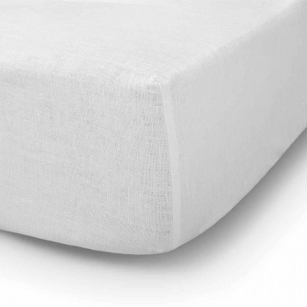 Dubbel, enkel eller i full storlek sängkläder i linne - Copertino