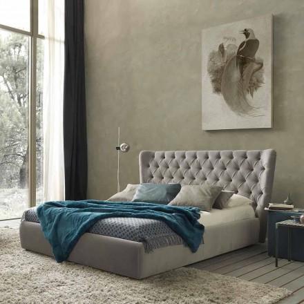 Dubbelsäng med bäddbehållare, modern design Selene Bolzan