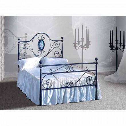 En säng och en halv Square smidesjärn Altea