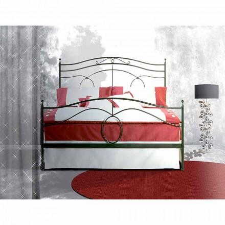 En säng och en halv Square smidesjärn Cassiopeia