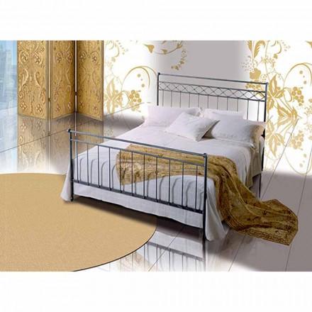 En säng och en halv Square smidesjärn Hefaistos