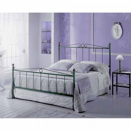 En säng och en halv Square smidesjärn Faun