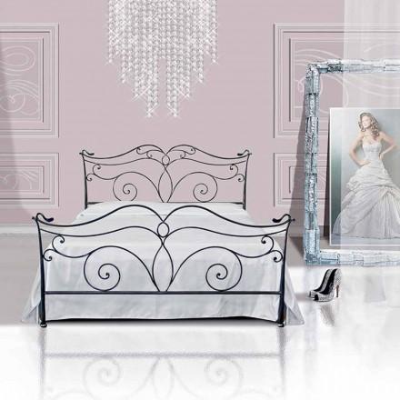 En säng och en halv Square smidesjärn Febo